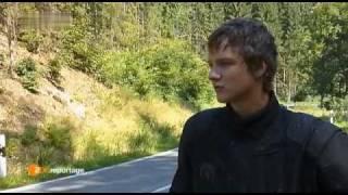 ZDF Reportage Motorradfahrer im PS-Rausch part 1/2