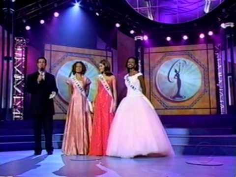 Miss Teen USA 1999 - Crowning Moment