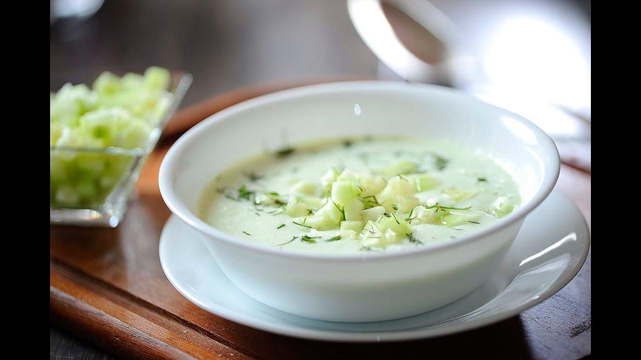 receta sopa de pepino thermomix