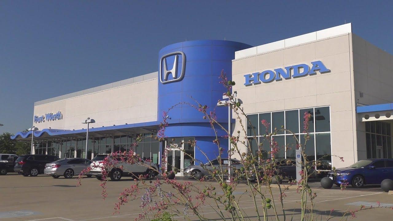 Honda Of Fort Worth Service Department Promo