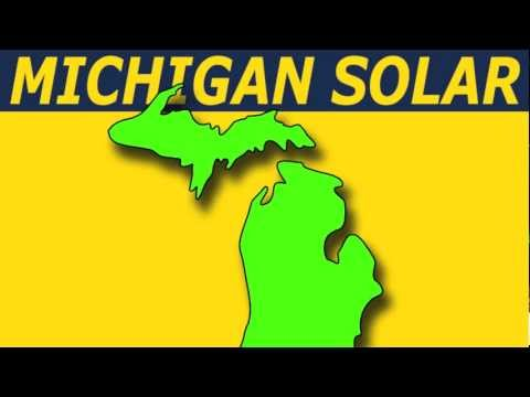 Michigan Solar Panels in Michigan - Solar