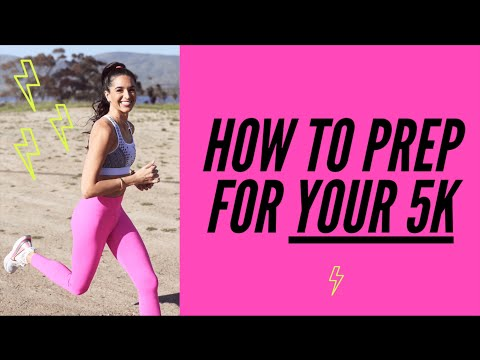 How to Run Your First 5K: Race Day Prep