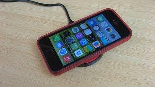 Jak funguje bezdrátové nabíjení pro iPhone