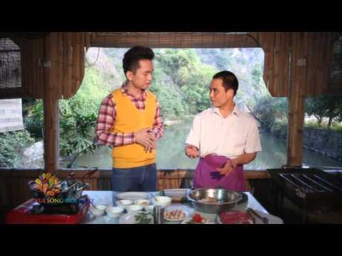 Dê né & dê nướng tảng Ninh Bình - Vui Sống Mỗi Ngày [VTV3 – 26.02.2015]