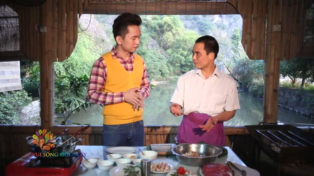 Dê né & dê nướng tảng Ninh Bình – Vui Sống Mỗi Ngày [VTV3 – 26.02.2015]
