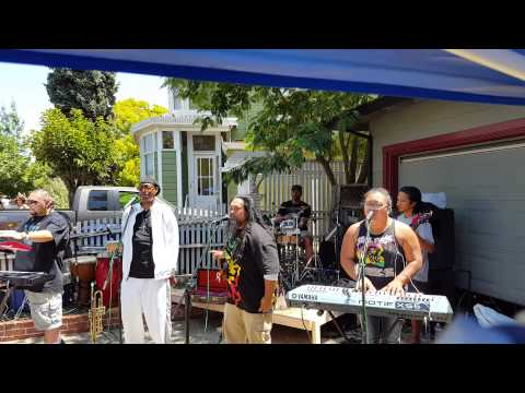 Blessed Love Gospel Reggae- Mighty to Save 2015