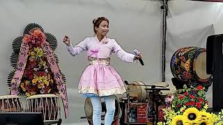 5월1일쪼만이품바 공연단창단식 아름이품바 보람이품바