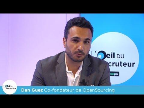 Témoignage Dan Guez, Opensourcing - Keljob 2017