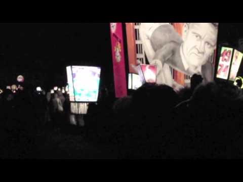 Morgestraich – vorwärts marsch