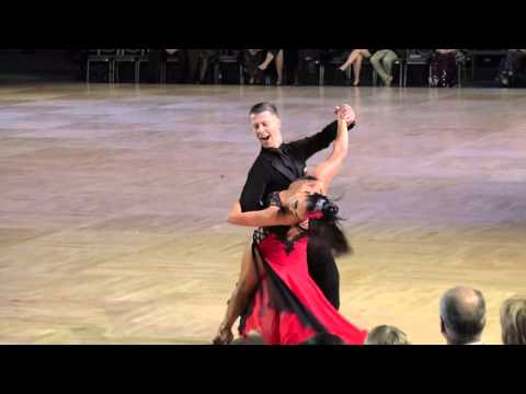 2015 Ohio Star Ball - Peter & Alexandra Perzhu - American Smooth Showdance - 4k