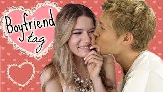Boyfriend Tag ♡ Meet my Boyfriend ♡