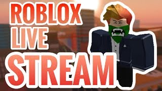 Roblox Livestream! HAPPY NEW YEARS Jailbreak, MM2, Survivor and more!