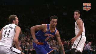 nyk bkn postgame courtside view highlights