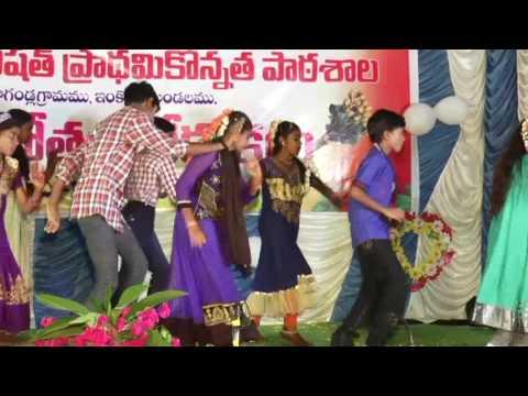 Nanu Kottakuro Thittakuro MPUP School Nagandla Annual Day 2017