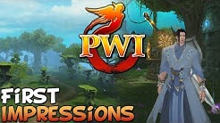 """Perfect World First Impressions """"Is It Worth Playing?"""""""