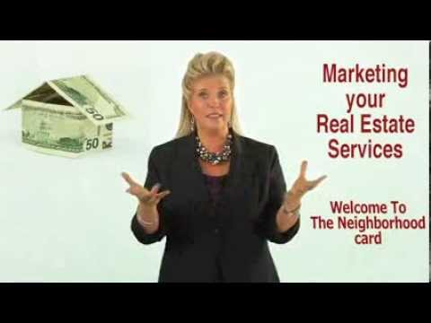 How to market yourself and your real estate services