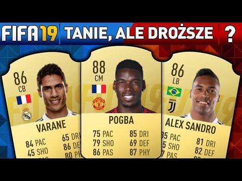 FIFA 19 - Tanie, ale droższe! Bo milion mają już wszyscy...