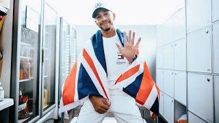 Lewis Hamilton: The 2018 F1 World Champion