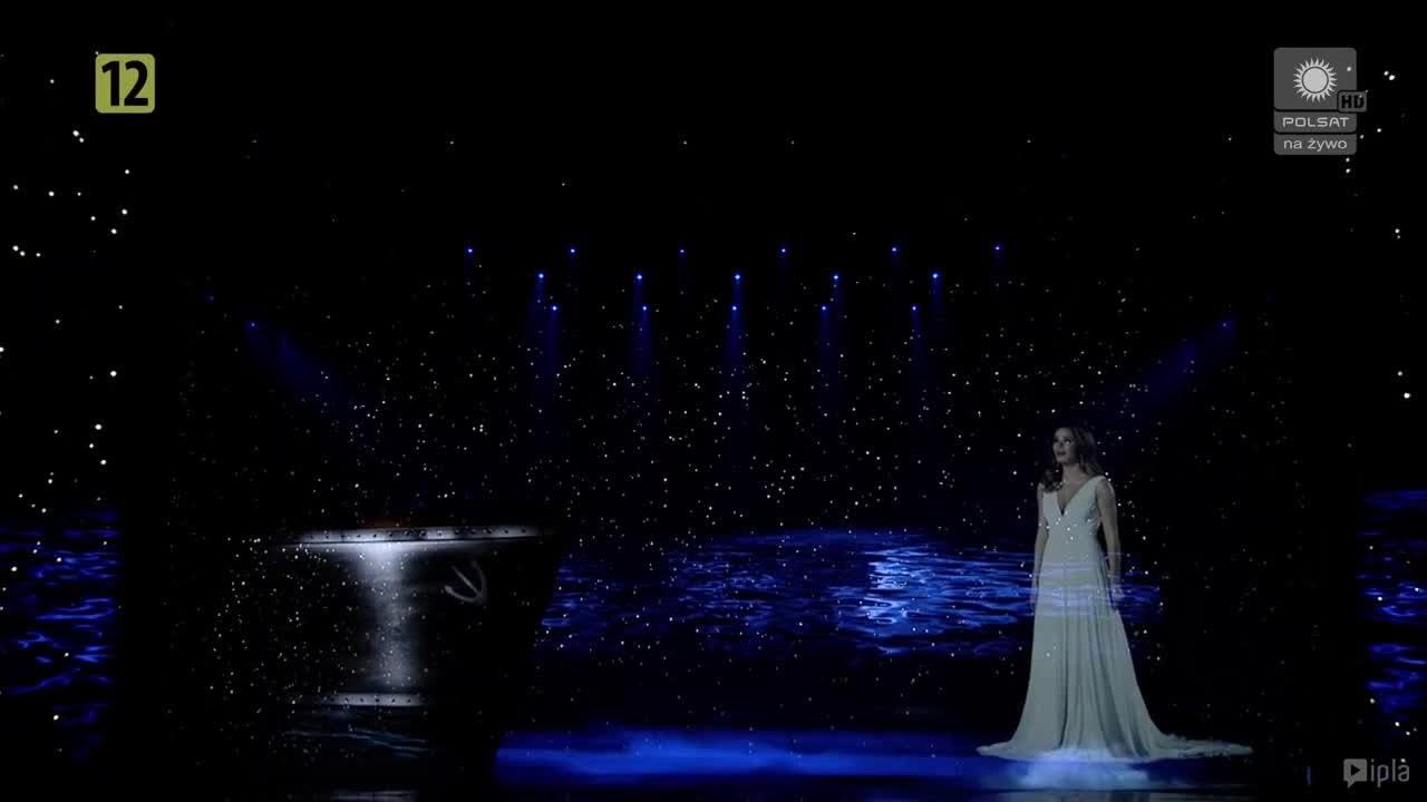 Gala 25-lecia Telewizji Polsat – Natalia Szroeder – My Heart Will Go On
