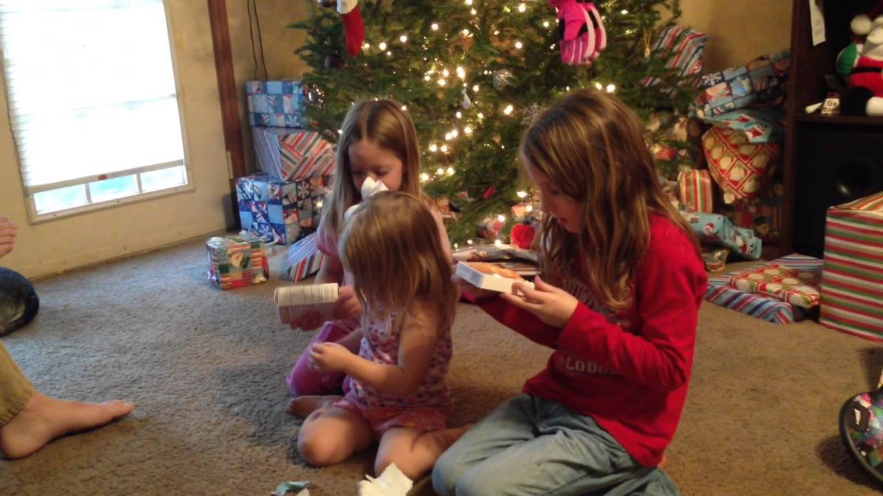 Christmas 2014 Family gifts part 2 - YouTube