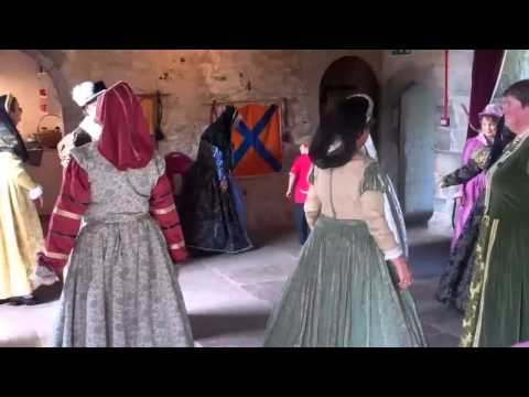 Stick the Fiddle with The Tudor Dance Group of Exeter