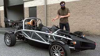 All the things wrong with my budget Ariel Atom