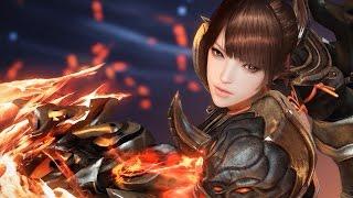 Lost Ark Online CBT Fighter Character Customization (로스트아크)