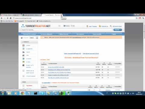 [GUIDA-ITA] come installare e scaricare da uTorrent
