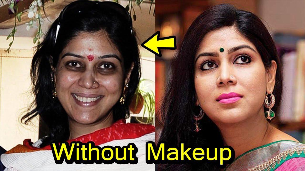 top 13 indian tv actresses without makeup | shocking real pics 2017