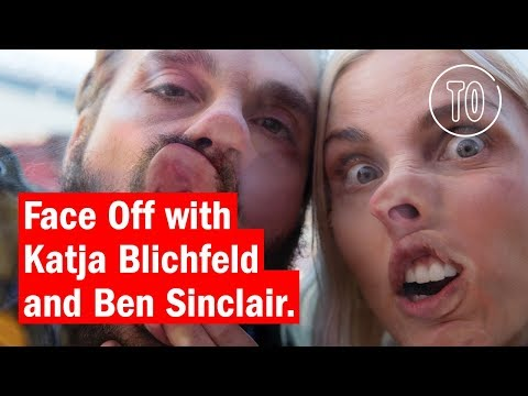 Face Off with High Maintenance's Katja Blichfeld and Ben Sinclair   Time Out New York