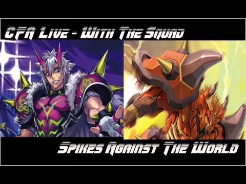 CFA Live [Spikes Against The World #2]