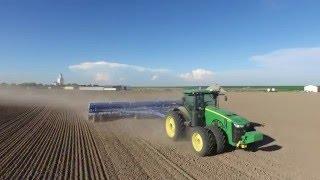 Farming in 4K Idalia Colorado