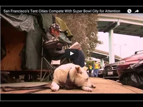 KQED Newsroom: Homelessness in the Bay Area