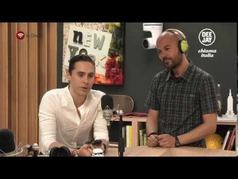 Jared Leto - Interview @ Deejay