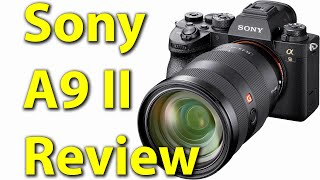 Sony A9 II Review & What's New