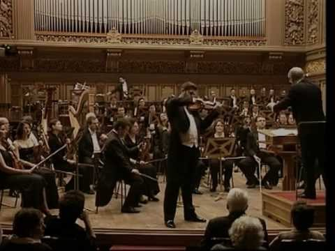 Remus Azoitei: Sibelius Violin Concerto