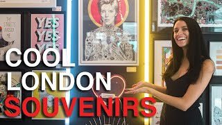 Gambar cover Where to Get London Souvenirs (that are actually COOL) 😎 | Love and London