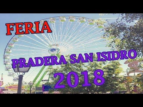 COMIENZA LA FERIA DE LA PRADERA DE SAN ISIDRO DE MADRID 2018