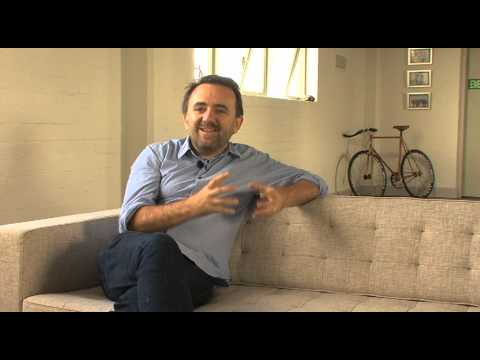 The Journey of Documentary Robert Connolly Webisode 13