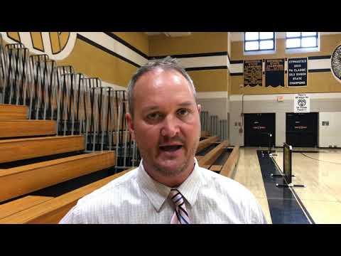 Southside H.S. Pittsburgh Principal Sam Adams