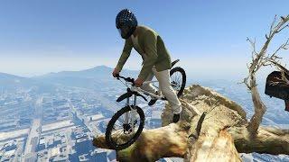 Самый опасный паркур на велосипедах [Гонки] GTA 5 Online(Играем в GTA 5 Online (ГТА 5 Онлайн) на PS4.Сегодня мы пройдём много клёвых гонок. Каналы друзей: Oxygen1um : https://www.youtube.com/c..., 2016-05-24T16:24:52.000Z)