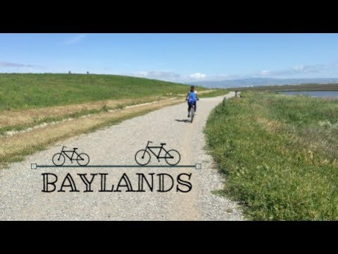 Biking Baylands Nature Preserve | Palo Alto, California