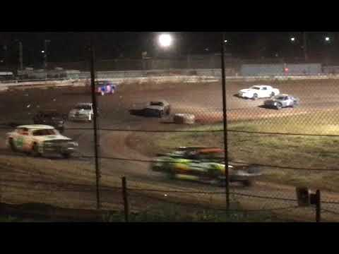 6/16/19 Abilene Speedway A Main Street Stock (PART 2)
