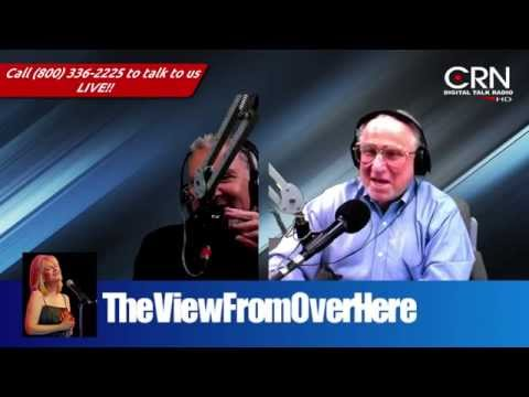 Julie Budd & Michael Fandal - The View From Over Here 11/18/2014