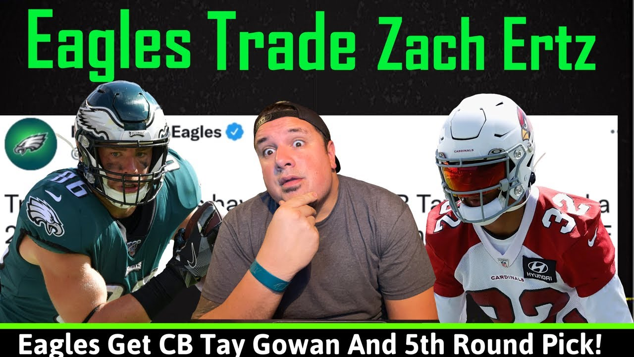 All you need to know about new Eagles CB Tay Gowan