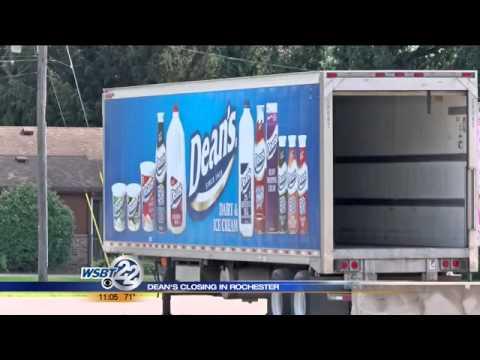 Dean Foods closing its doors in Rochester