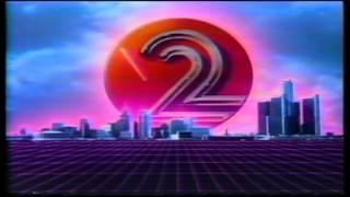 WJBK Detroit 1979 Promos