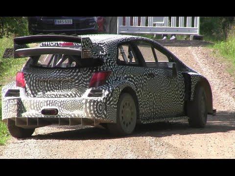 Toyota Yaris WRC -- Citroën C3 WRC - 2017