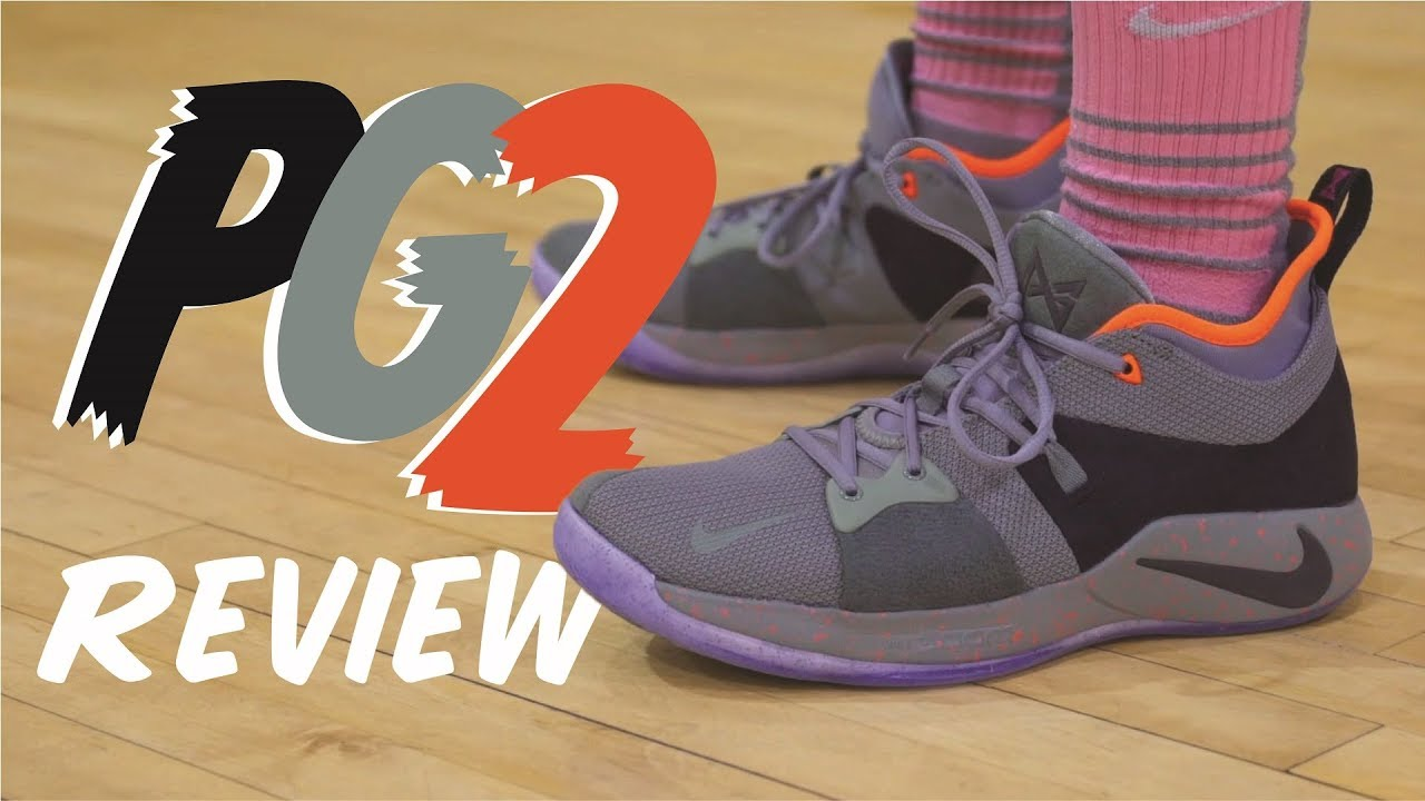 b9dc7b0e24fa Nike PG 2 Performance Review! - YouTube