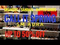 CALL IT SPRING Up to 50%OFF SALE SM AURA BGC, Taguig